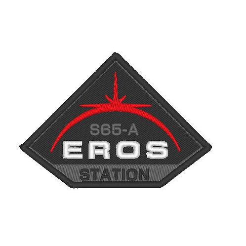 TV/ MOVIE - COSPLAY PATCH - THE EXPANSE EROS STATION