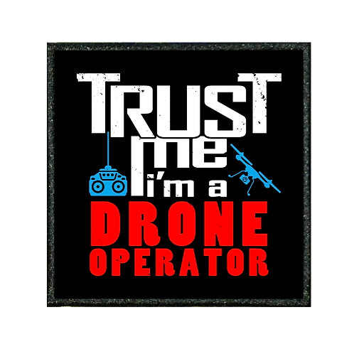THERMAL VINYL PATCH - DRONE OPERATOR