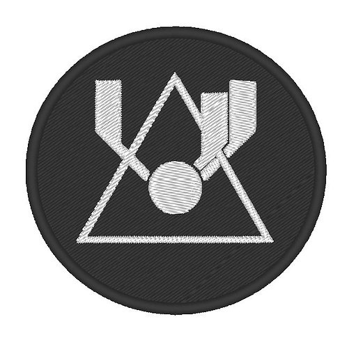 GAME - COSPLAY PATCH -SOMA ALPHA BADGE