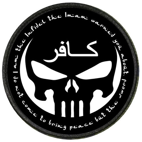 MORALE PATCH -INFIDEL