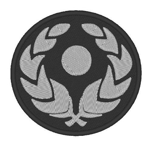 GAME - COSPLAY PATCH -SOMA PATHOS II BADGE