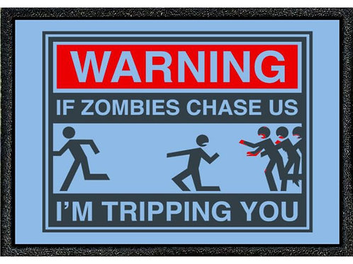 MORALE PATCH - ZOMBIE CHASE