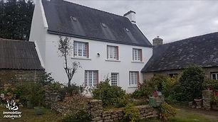 Maison d'habitation à rénover dans hameau  en campagne