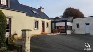 Maison d'habitation en campagne avec  terrain