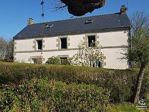 Maison d'habitation dans hameau en  campagne