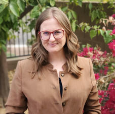 Amanda Thomas - President