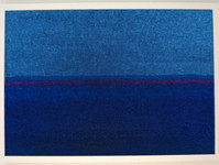 blaue Felder, 2013