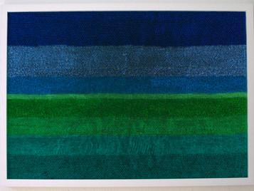 grün Felder, 2013