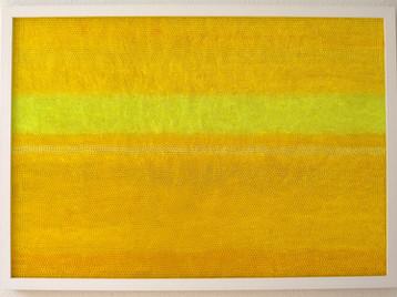 gelb Felder, 2014