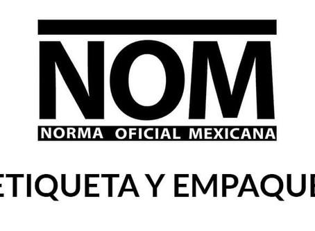 Como cumplir con las normas de etiqueta y empaque mexicanas.