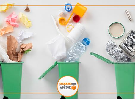 Diferencia entre biodegradable, compostable, reciclable y reutilizable