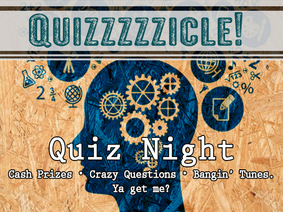 Quizzzzicle irRegular