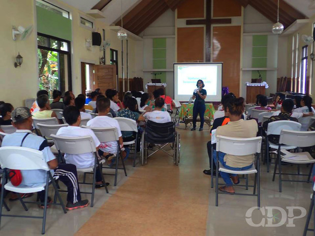 Testing Waters: Lawaan LGU and CDP conducts Typhoon and Flood Drill