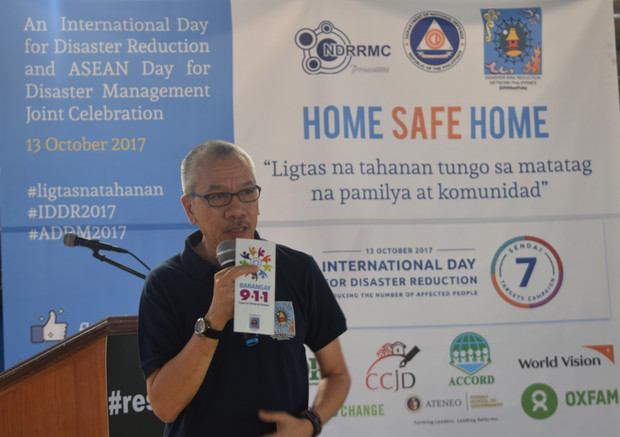 DRRM groups, advocates call for safer homes, safer communities