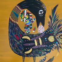 Sankofa Bird (24 x 30) $450.00.jpg