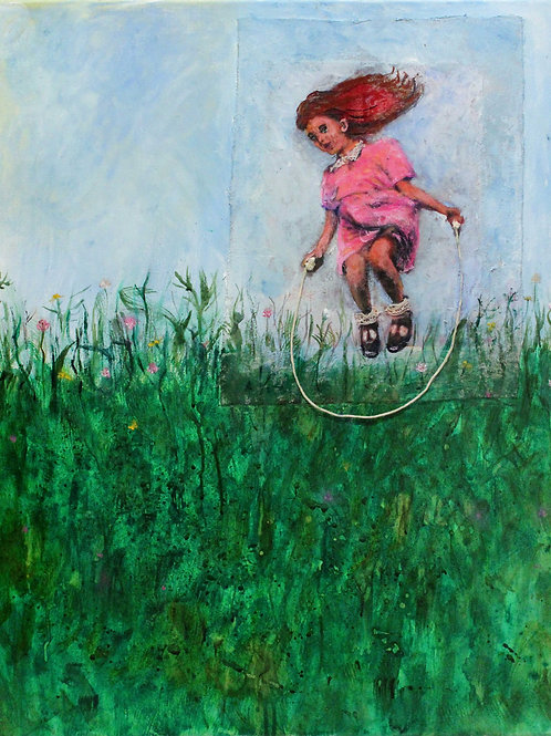 Emily Enchanted (SOLD)