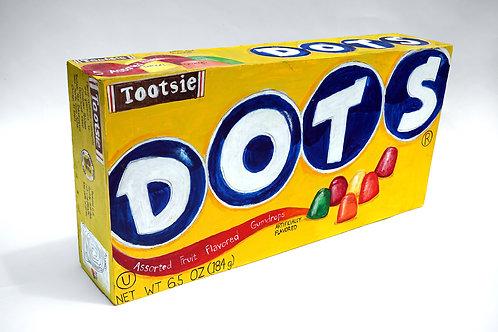 Dots Soft Scultpure