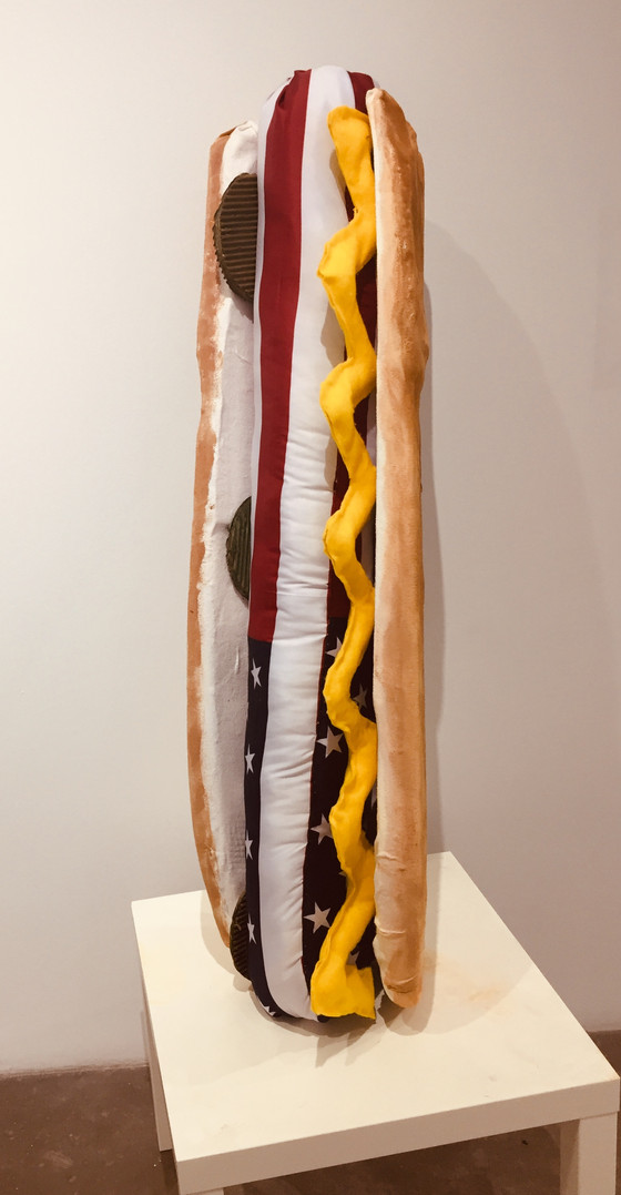 Four Foot All American Hot Dog