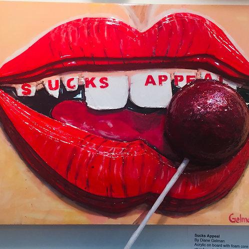 Sucks Appeal