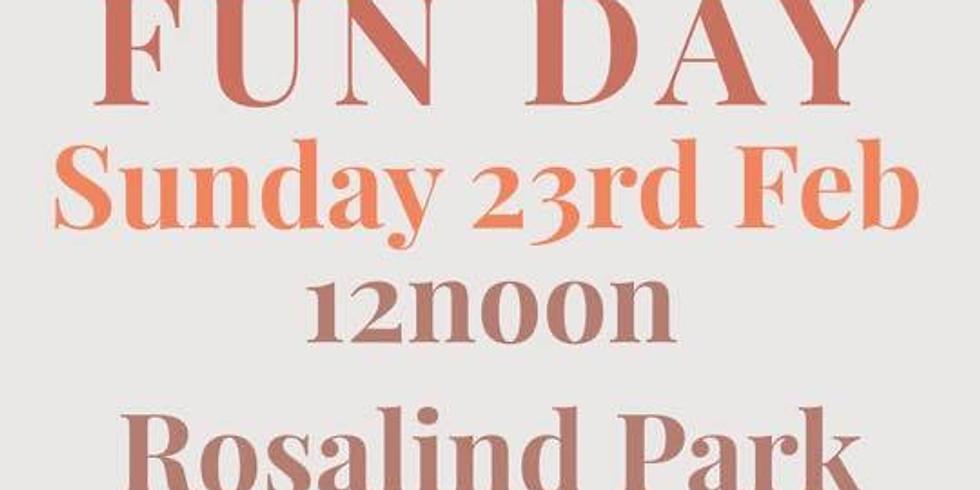 Family Fun Day - Sunday 23rd Feb @ 12noon