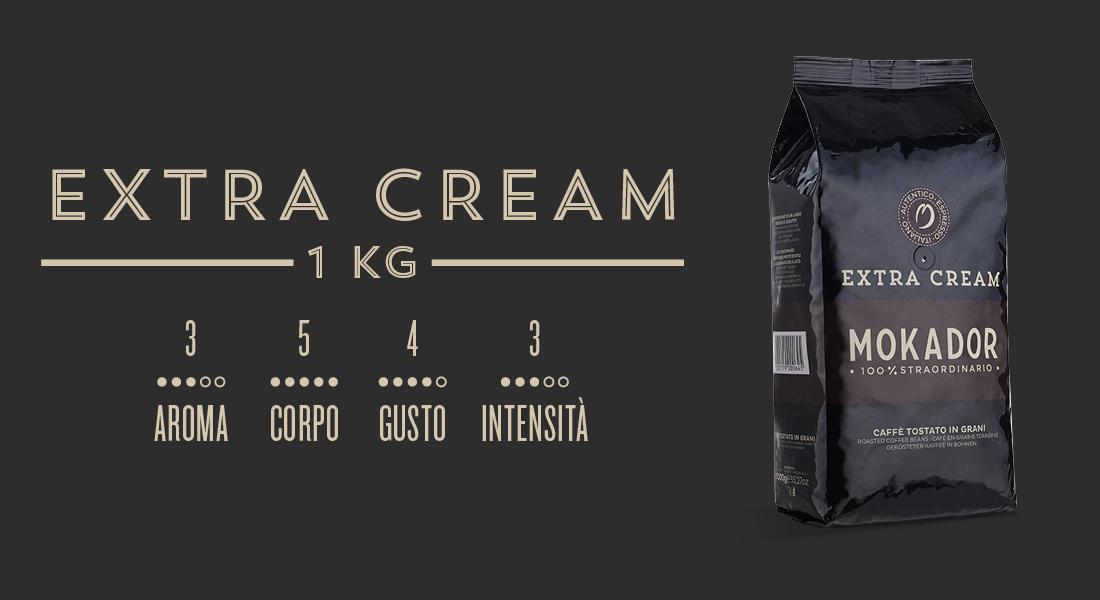 Mokador Extra Cream