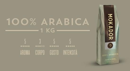 Mokador 100% Arabica