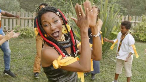 Making of Bonya - Fatoumata Diawara
