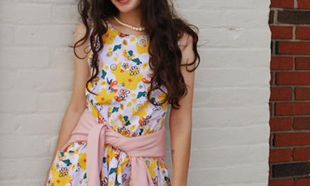 Hazey dress