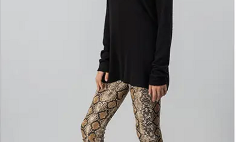 Serpent leggings