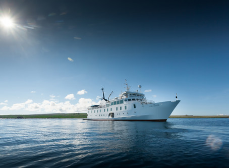 Реновация яхты La Pinta