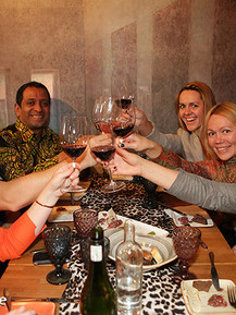 AfricaShowcase Moscow - VIP Dinner_5061