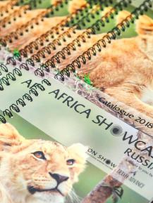 AfricaShowcase St Petersburg - Trade Mor