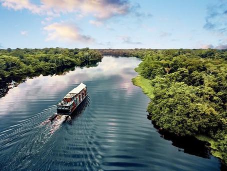 А воды здесь тихие...Aqua Nera устанавливает новые стандарты роскоши для речных круизов по Амазонке