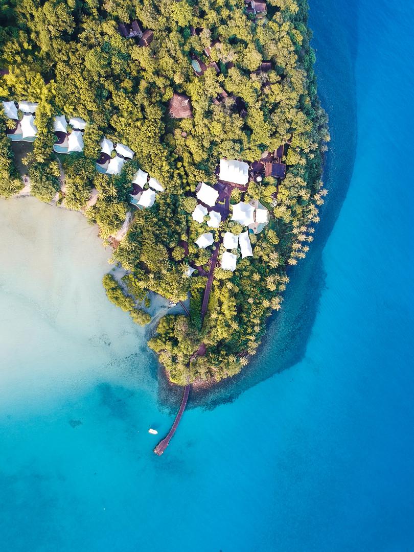 11562_Soneva Kiri - Aerial Resort Image.