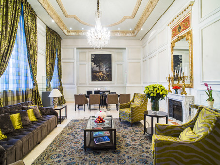 Отель Casa Gangotena стал частью Relais &Chateaux