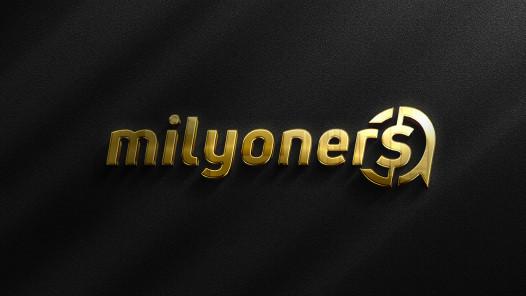 Milyoners Logo Tasarım
