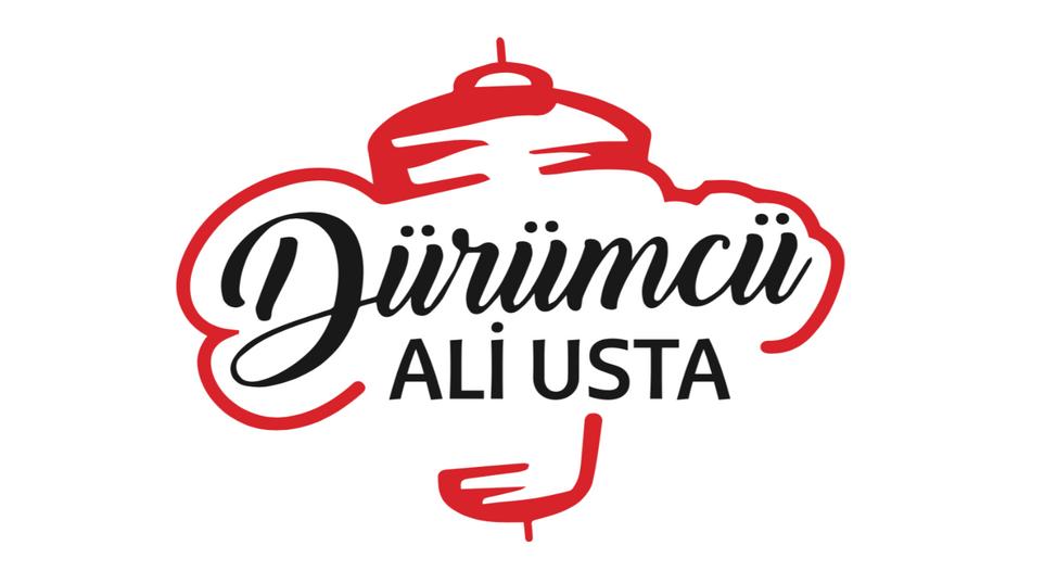 Dürümcü Ali Usta Logo Tasarım
