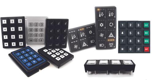 Rotary Switches, Rotary Switch, Optical Encoder, Hall Effect Encoder, Optical Joystick, Keypad, CANbus Keypad, CANbus Display, CANbus Joystick, Dip Switch, Pushbutton, Rotary Encoder, Hall Effect Joystick