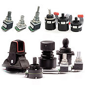 Optical Encoder and Joysticks
