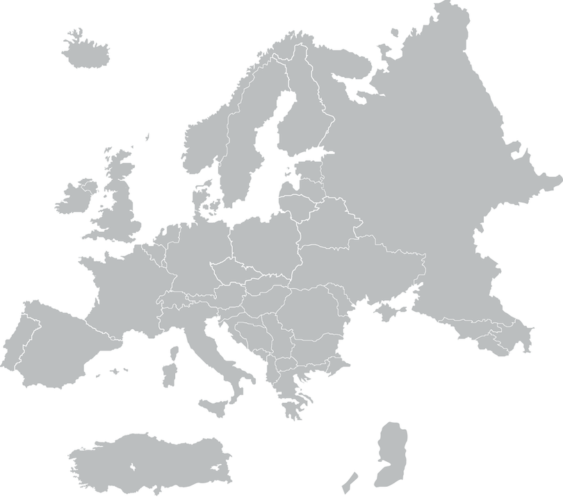 Grayhill Europe Map.png