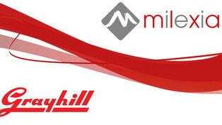 Milexia UK as new Grayhill Distributor/Representative for UK and Ireland