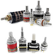 Rotary Switches and Mechanical Encoders