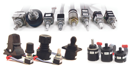 Rotary Switches, Rotary Switch, Optical Encoder, Hall Effect Encoder, Optical Joystick, Keypad, CANbus Keypad, CANbus Display, CANbus Joystick, Dip Switch, Pushbutton, Rotary Encoder, Hall Effect Joystick
