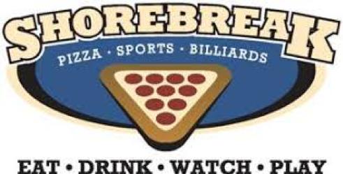 Shorebreak Deivery Pizza and Burgers