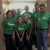 Photo of Ameren Employees Volunteering a