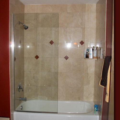 Bathtub Shower Screen