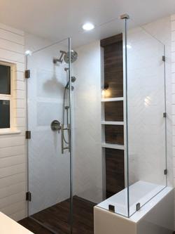 Interior Designer Shower