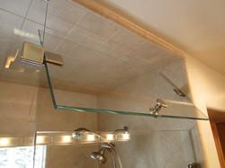 Operating Shower Transom