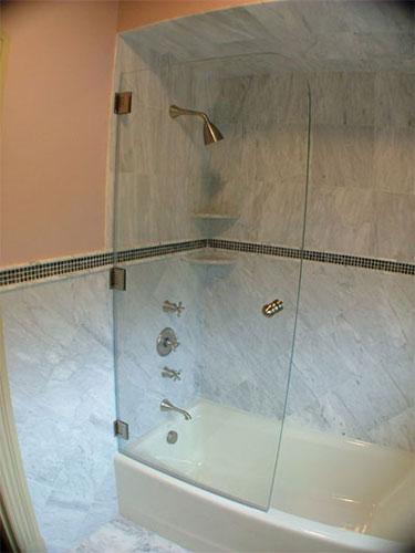 Bathtub Shower Screen Door