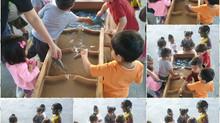 Sensory Play and Mathematics